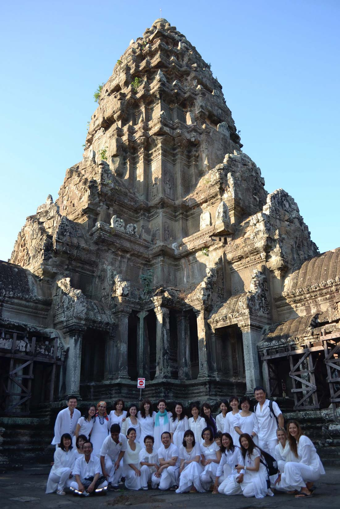 Angkor Wat Private Entry, Cambodia