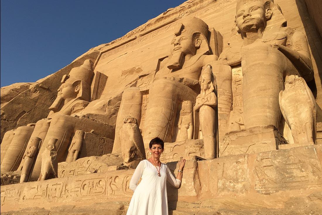 Ramses Temple, Abu Simbel, Egypt
