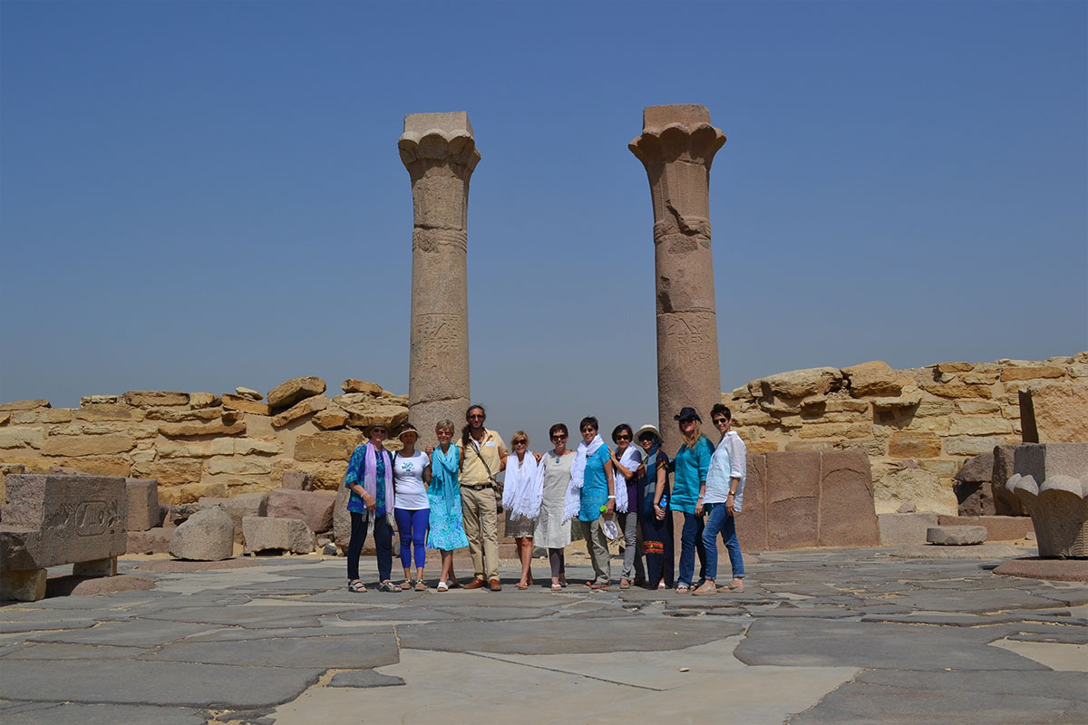 Abusir, Egypt