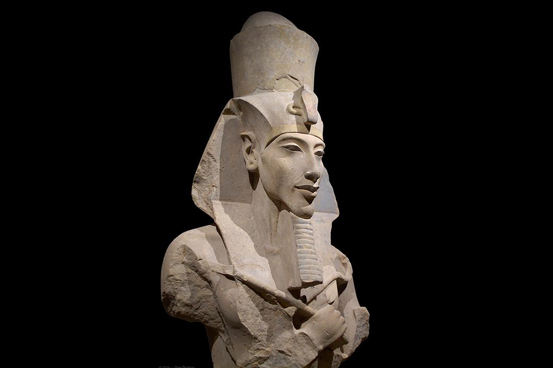 Akhenaten, Egypt