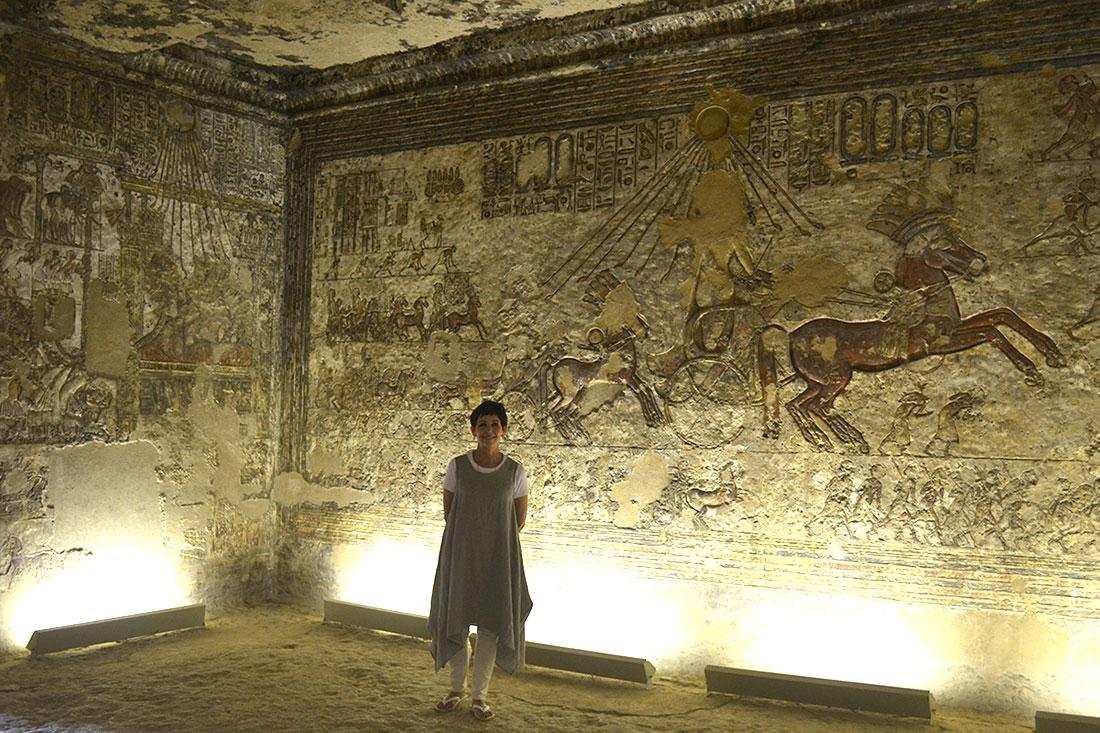 Tel-Amarna, Egypt