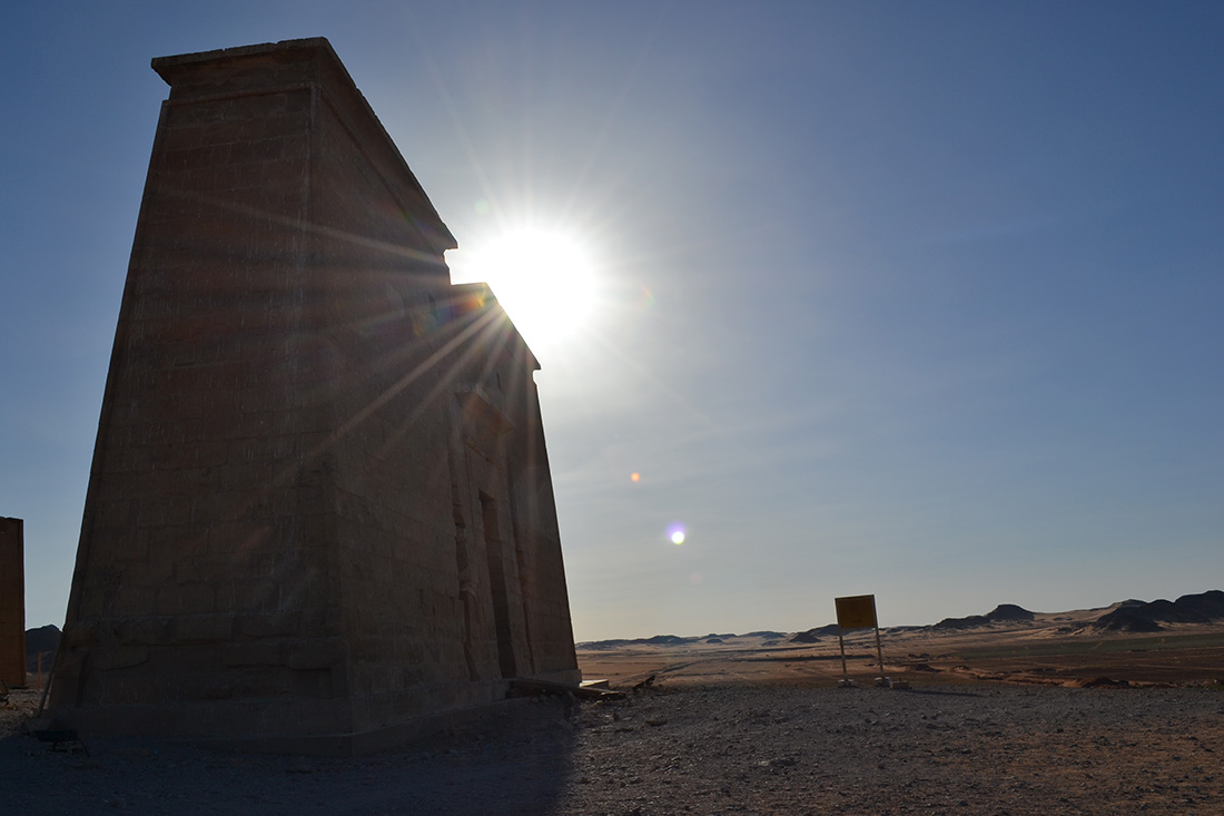 Lake Nasser Temple Sites, Egypt