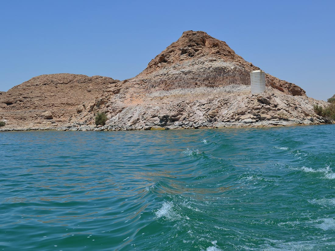 Lake Nasser Sites, Egypt