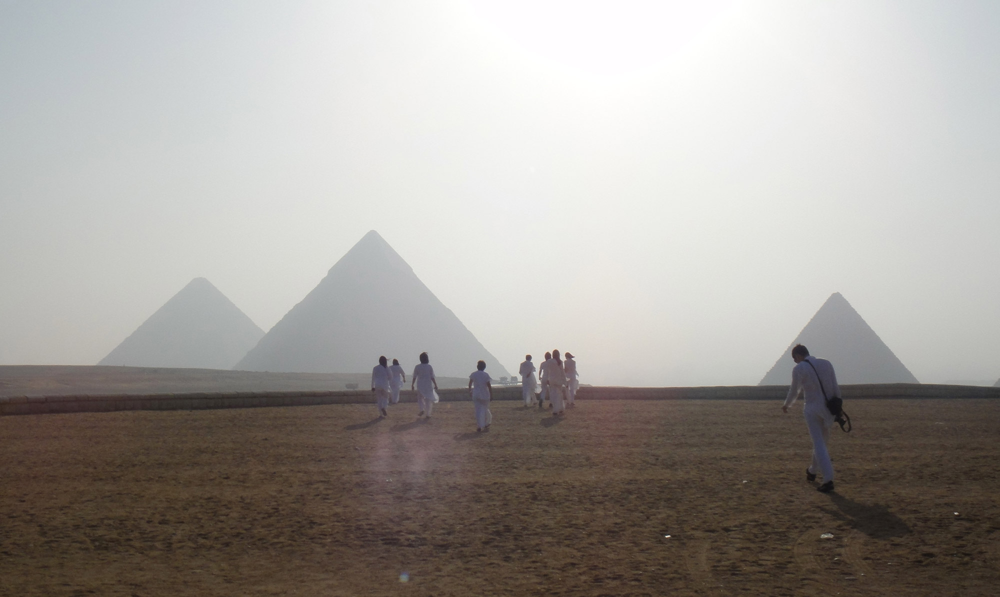 Egypt, Giza Plateau