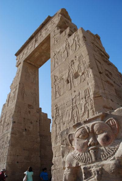 Dendera, Egypt