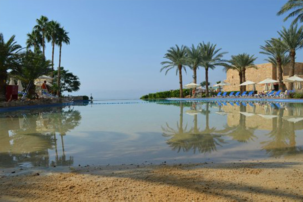 Movenpick Resort, Jordan, Dead Sea